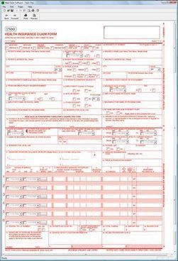 CMS 1500 Health Claim Form Software - $69   CMS Software   Scoop.it