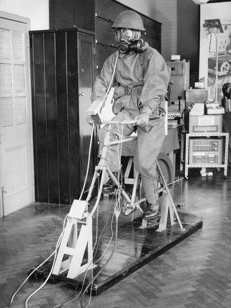 The government may have secretly used YOU for Cold War chemical warfare tests | University of Kent in the News | Scoop.it