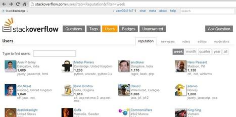 Talents informatiques : où les chercher ? | IT | Scoop.it