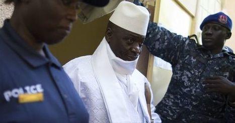 Gambie: défaite historique du président autocrate Yahya Jammeh | About Geopolitics | Scoop.it