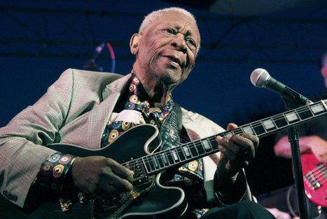 B.B. King, le roi du  blues, s'est éteint à l'âge de 89 ans | Merveilles - Marvels | Scoop.it