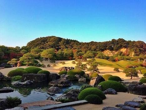 Twitter / 0xsmithx0: This japanese garden is beautiful ... | Japanese Gardens | Scoop.it