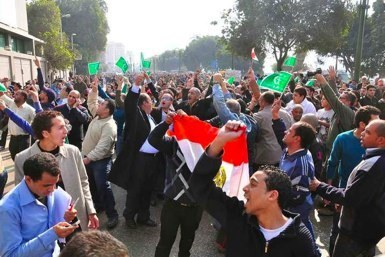Egypt's Young Seize Role of Key Opposition to Mubarak | Coveting Freedom | Scoop.it