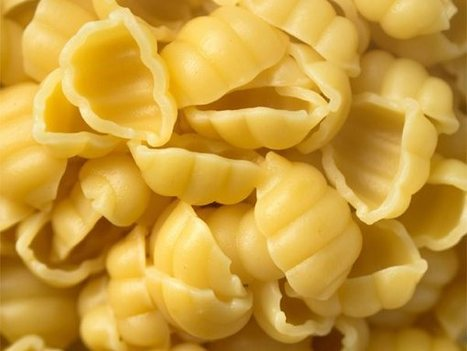 Get ready for 3D-printed pasta, in any shape you want | Geekdom | Scoop.it