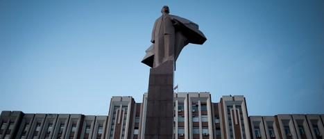 Hier is een nieuwe Krim in de maak | Geografie Onderbouw | Scoop.it