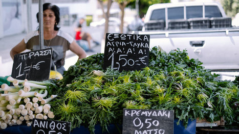 Where to Eat Wild Greens in Athens   Greek tastes   Scoop.it