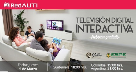 Television Digital Interactiva | e-Learning, Diseño Instruccional | Scoop.it