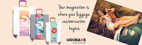 Enjoy Online Experience Of Design Your Luggage With UGOBAGS   General Bookmarks   Scoop.it