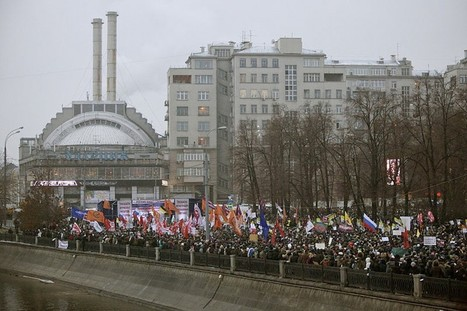 Russian December: The Layers of Protests in Russia | Collaboration Ecology | Scoop.it