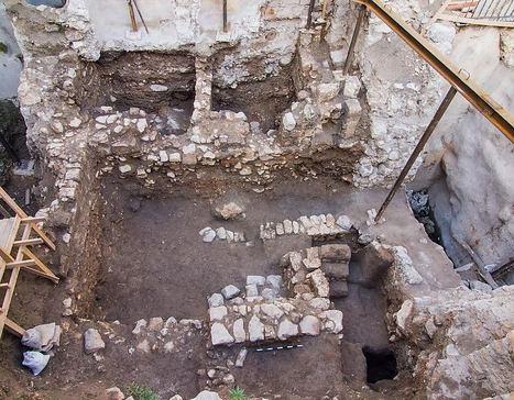 Excavation unveils scale weight belonging to high priest | Centro de Estudios Artísticos Elba | Scoop.it