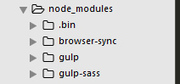Sass & BrowserSync in Gulp for WordPress - WasimBhalli | Graphics Vision | Scoop.it