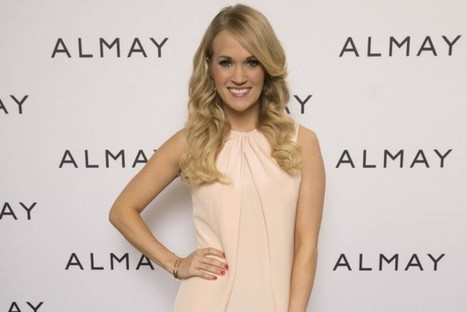 Carrie Underwood Says Her Son Is 'Automatically Drawn' to Music | Country Music Today | Scoop.it