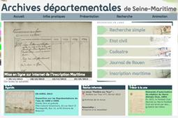 L'Inscription maritime du Havre et de Rouen est en ligne | GénéInfos | L'écho d'antan | Scoop.it