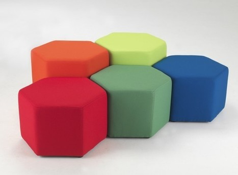 Hex Range - Seating for Schools | Evertaut Limited | Scoop.it