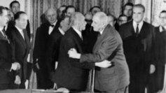 Chronologie : les dix grandes dates de la réconciliation franco ... | Chronologies & Sources | Scoop.it