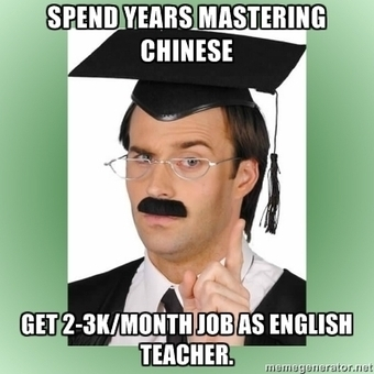 I just know this is going to happen to me....Funny if it wasn't true : (   Chinese Mandarin Learner   Scoop.it