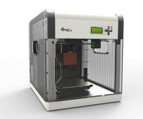 Cheaper 3D Printers Revealed At CES 2014 | Learning Commons & Maker Spaces | Scoop.it