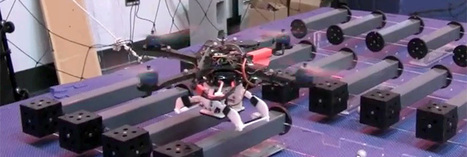 Teaching tiny drones how to fly themselves | Bots and Drones | Scoop.it