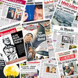 FRANÇAIS LANGUE ÉTRANGÈRE (FLE): La presse écrite en France | Français Langue Etrangère et Technologies | Scoop.it