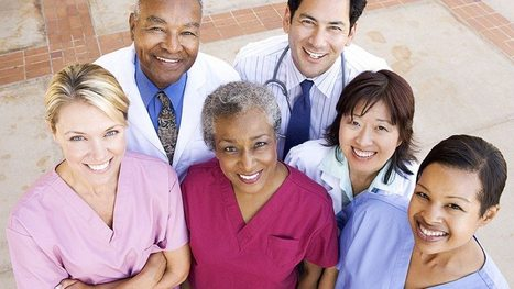 3 Reasons Why Teamwork is an Important Part of Healthcare Training   Career Advice   Scoop.it