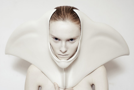 studio : ANA RAJCEVIC | FASHION, SCULPTURE AND BEYOND | {S}PATIAL .BRAIN | Scoop.it