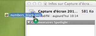 Modifier les icônes sous Mac OS X | Time to Learn | Scoop.it