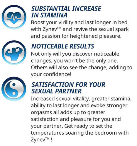Zynev Male Enhancement Review - Does it Really Work? | Supplement reviews | Scoop.it