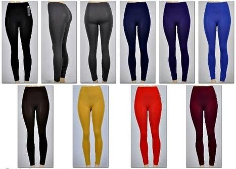 Womens Leggings - $2.15 each | Wholesale Clothing Online | Scoop.it
