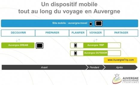 The auvergnate mobile touch « Etourisme.info | E-Tourisme | Scoop.it