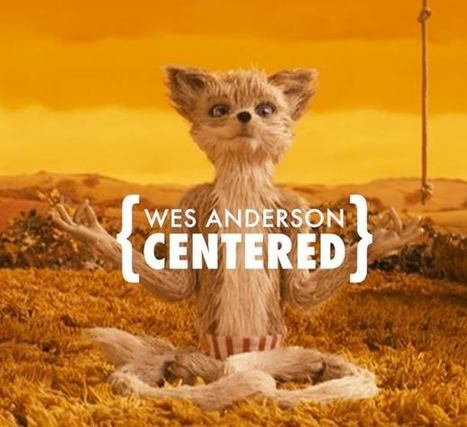 Centered – La symétrie dans les films de Wes Anderson | images in context | Scoop.it