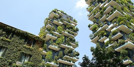 Living Architecture Cools Cities and Spreads Seeds | Sustainable Habitat | Scoop.it