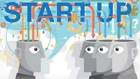 Un nouvel âge d'or pour les start-up françaises | les échos du net | Scoop.it