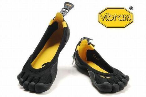 black vibram five fingers classic shoes for men | popular collection | Scoop.it