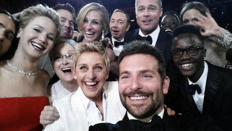 See How People Around The World Are Re-creating That Ellen DeGeneres Oscar Selfie | Premium Content Marketing | Scoop.it