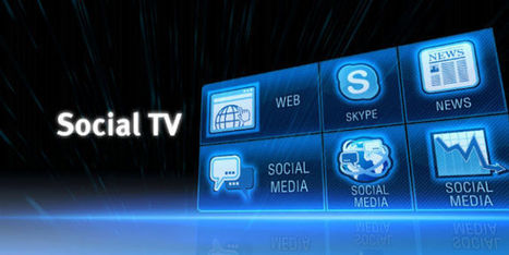 Why Social TV Has the Power to Change the Media World as We Know It | SYS-CON MEDIA | screen seriality | Scoop.it