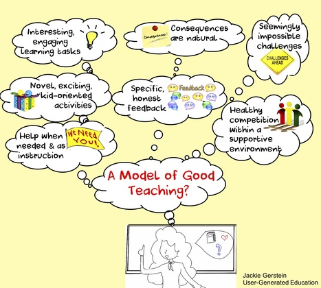 A Model of Good Teaching? | Challenges | Coaching | LEARNing By Doing | LEARNing To Learn | PracTICE | Media and Information Literacy for Next Gen | Scoop.it