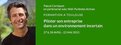Formation à Toulouse | Piloter son entreprise dans un environnement incertain | Communication digitale | Scoop.it