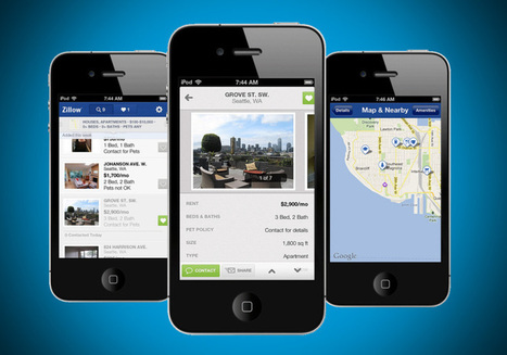 Zillow buys Trulia for $3.5B to create an online real estate giant | money matters | Scoop.it