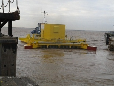 Tidal Generator Makes Its Way To The Deep | Sustainable Technologies | Scoop.it