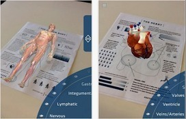 Here is A Great App to Explore The Human Body in 4D (Augmented Reality) | REALIDAD AUMENTADA Y ENSEÑANZA 3.0 - AUGMENTED REALITY AND TEACHING 3.0 | Scoop.it