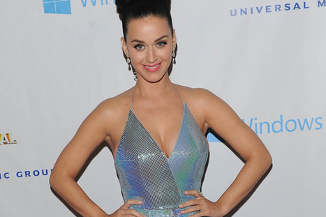 Katy Perry At the 2014 Grammys - Front Page Buzz | Entertainment | Scoop.it