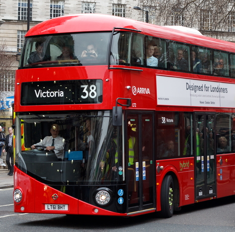 TfL and accessibility charities launch new awareness training for bus drivers   Transport for London   Accessible Travel   Scoop.it