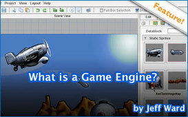 What is a Game Engine? - GameCareerGuide.com | Web Technology Forge | Scoop.it