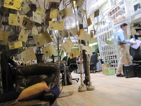 Une journée à La Ruche, espace PARTAGÉ de travail | actions de concertation citoyenne | Scoop.it