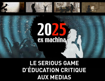2025 ex machina | Education critique aux media | EDTECH - DIGITAL WORLDS - MEDIA LITERACY | Scoop.it