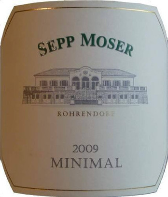 Grüner Veltliner Minimal | Moser | Kremstal | Weinshop | Grüner Veltliner & More | Scoop.it