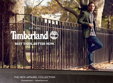 How Timberland used customer data to reboot its brand   INTRODUCTION TO THE SOCIAL SCIENCES DIGITAL TEXTBOOK(PSYCHOLOGY-ECONOMICS-SOCIOLOGY):MIKE BUSARELLO   Scoop.it