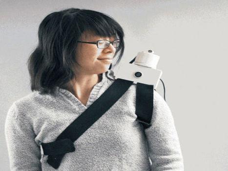 Perché sur votre épaule, ce robot vous guide dans vos actions | Vous avez dit Innovation ? | Scoop.it