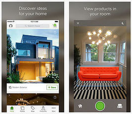 Decorating Apps For Design Inspiration To Beautify the Abode's Décor | Carol Ruth Weber | furnishing | Scoop.it