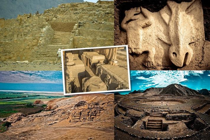 Visita la Ciudad Sagrada de Caral, Áspero y Vichama | Arqueología del Perú | Kiosque du monde : Amériques | Scoop.it